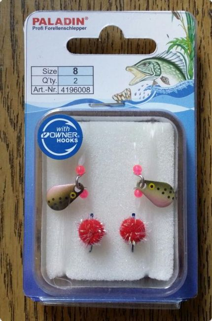 Trick Fisch Trout Select Soft Ball