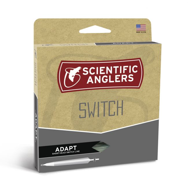Scientific Anglers Adapt Floating Switch Schnur