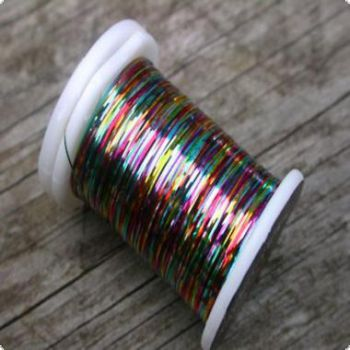 Flat Tinsel Rainbow