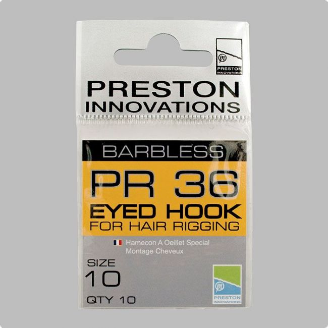 Preston PR36 Barbless Hook