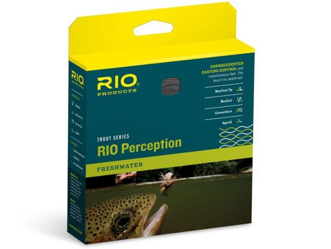 RIO Perception WF Fliegenschnur WF8F
